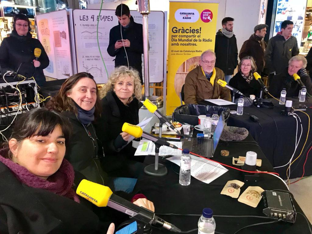 El projecte Les Rambles s'explica al matí de CatRadio