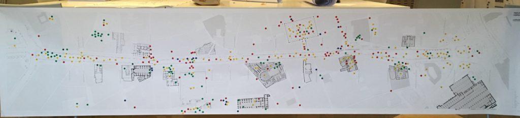 Mapa Comunitat i Espai públic