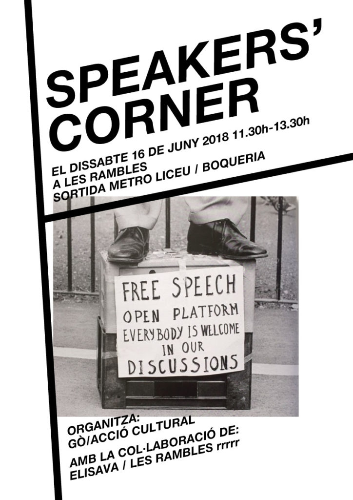 cartell speakers corner